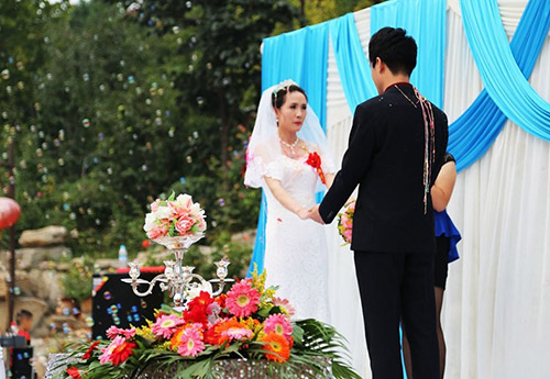 欧博allbit婚礼